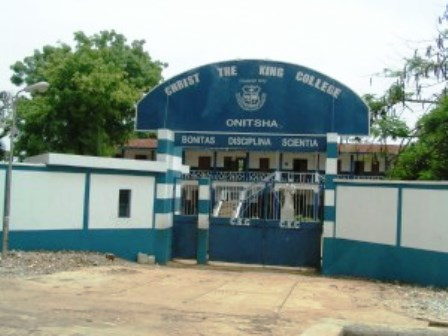 Christ the king college best secondary school in anambra state