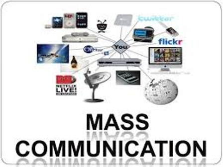 projects topics in mass communication