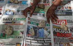 leading newspapers in nigeria