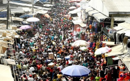 largest market in nigeria