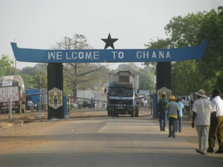 cost and requirements for traveling to ghana from nigeria