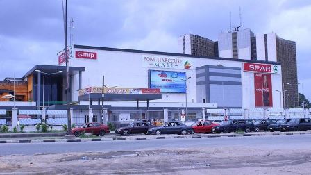 major shops in port harcourt mall
