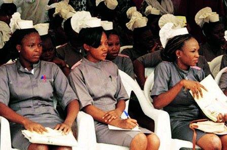 nursing & midwifery schools in enugu