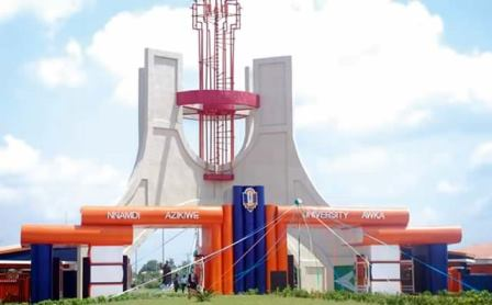 list of courses offered in unizik