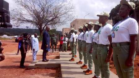 direction to anambra nysc camp