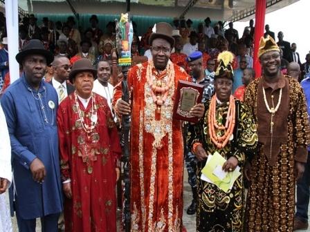 Ijaw states in Nigeria