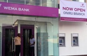 wema bank salary