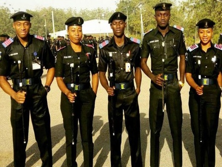 How to join Nigeria police