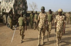 Nigerian army ranks & salary