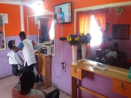 How to start Barbing Salon in Nigeria