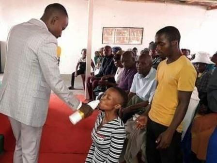 Fake Pastors in Nigeria