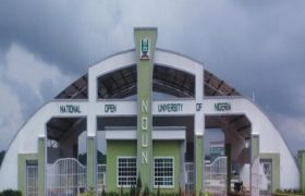 Courses at National Open University of Nigeria