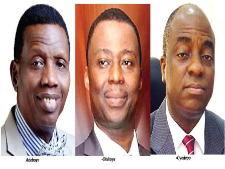 Pastor's salaries in Nigeria