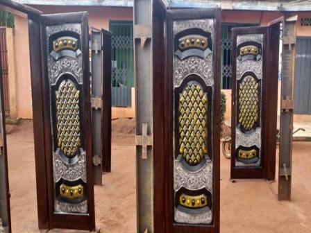 Iron door prices in Nigeria