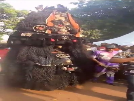Most feared masquerades in Igbo land