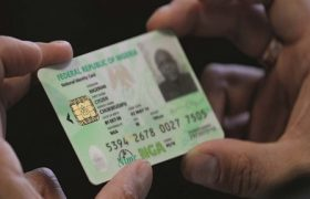 How to renew national identity card
