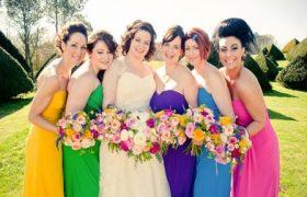 Wedding colour combinations in Nigeria