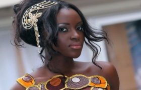 Countries with most beautiful women in Africa