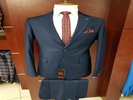 Cost of Men's Suits in Nigeria