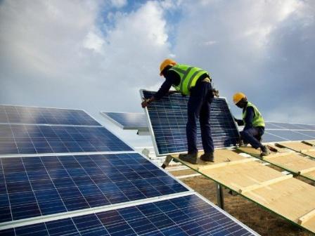 Cost solar power in Nigeria