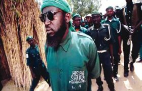 Sharia states in Nigeria