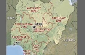 States in North East Nigeria