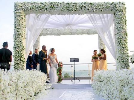 Best Wedding halls in Lagos
